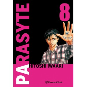 Parasyte nº 08