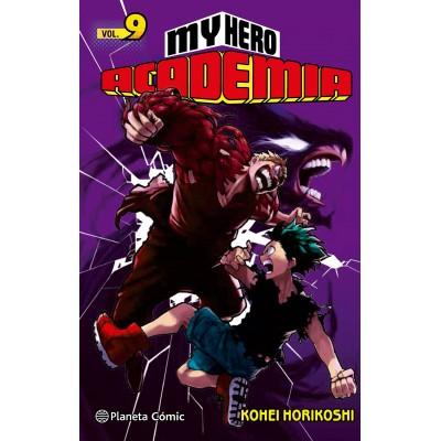 My Hero Academia nº 09