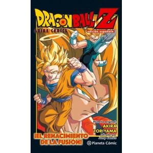 Dragon Ball Z Anime Comics: ¡El renacimiento de la fusión!