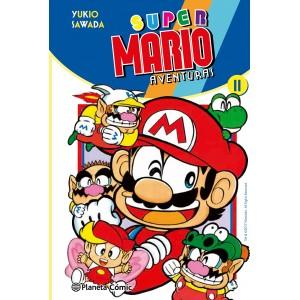 Super Mario Aventuras nº 11