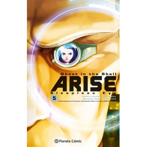 Ghost in the Shell - Arise: Sleepless Eye nº 05
