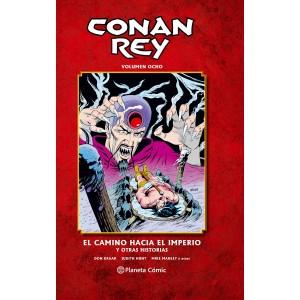 Conan Rey nº 08