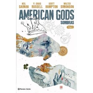 American Gods: Sombras nº 03