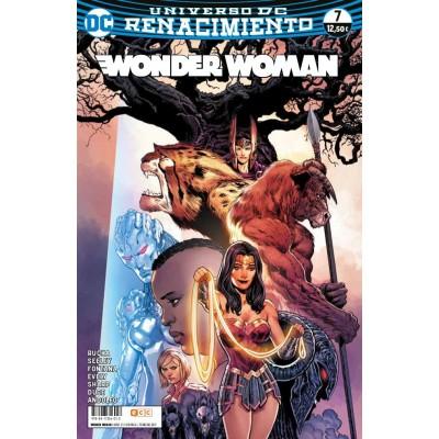 Wonder Woman nº 21/ 7 (Renacimiento)