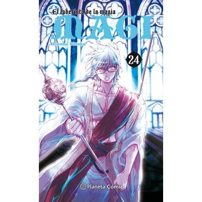 Magi: El Laberinto de la Magia nº 24