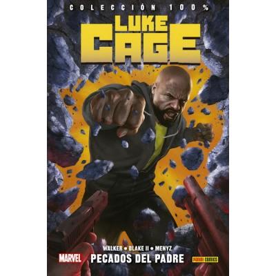 100% Marvel HC. Luke Cage nº 01