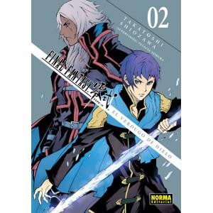 Final Fantasy Type-0: El verdugo de hielo nº 02