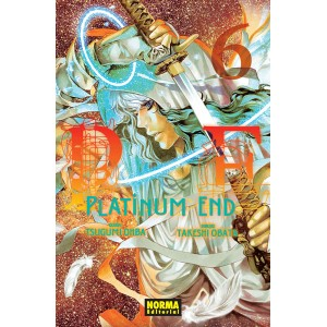 Platinum End nº 06