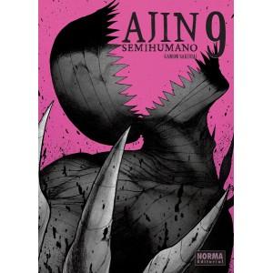 Ajin Semihumano nº 09