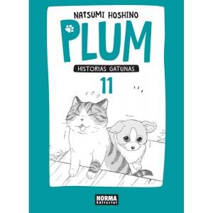 Plum. Historias Gatunas nº 11