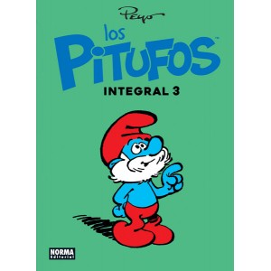 Los Pitufos. Integral nº 03