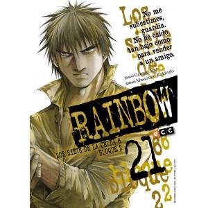 Rainbow, los siete de la celda 6 Bloque 2 nº 21