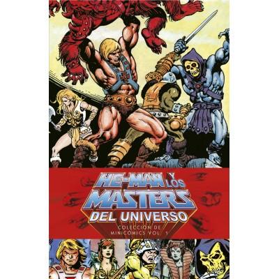 He-Man y los Masters del Universo: Colección de minicómics nº 01