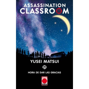 Assassination Classroom nº 21