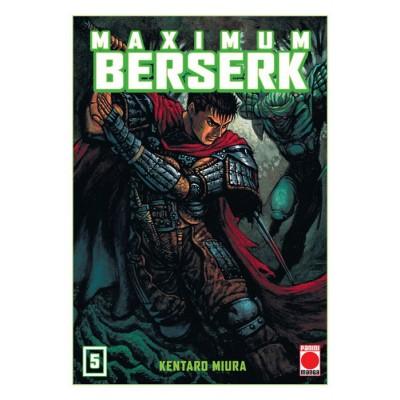 Berserk Maximum nº 05