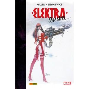 Colección Frank Miller. Elektra asesina
