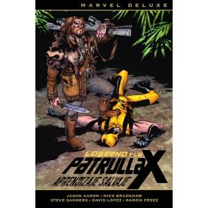 Marvel Deluxe. Lobezno y la Patrulla-X nº 03