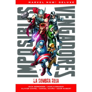 Marvel Now! Deluxe. Imposibles Vengadores nº 01