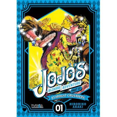 JoJo's Bizarre Adventure Parte 03: Stardust Crusaders nº 01