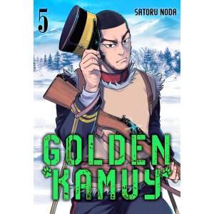 Golden Kamuy nº 05
