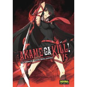 Akame Ga Kill! nº 15