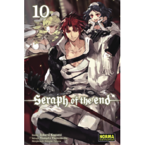 Seraph of the End nº 10