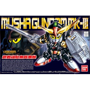 BB GUNDAM MK III MUSHA LEGEND 404