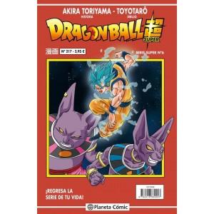 Dragon Ball Serie Roja nº 217