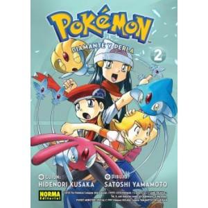Pokémon nº 18. Diamante y Perla nº 02
