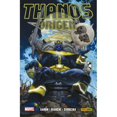 100% Marvel HC. Thanos: Origen