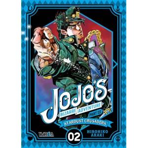 JoJo's Bizarre Adventure Parte 03: Stardust Crusaders nº 02