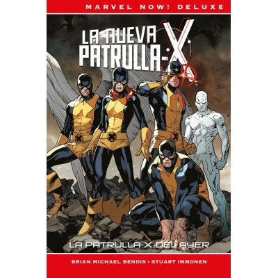 Marvel Now! Deluxe. La nueva Patrulla-X nº 01