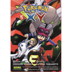 Pokemon X-Y nº 05