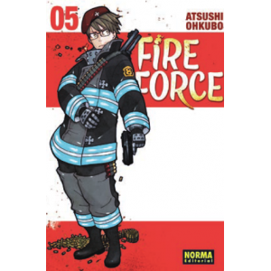 Fire Force nº 05