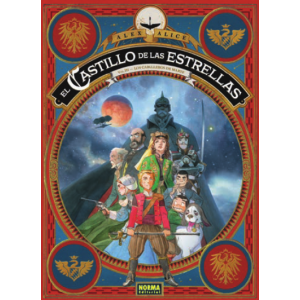 El castillo de las estrellas nº 03: Los caballeros de Marte