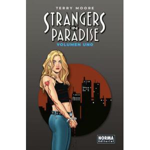 Strangers in Paradise nº 01 (Edición de lujo)