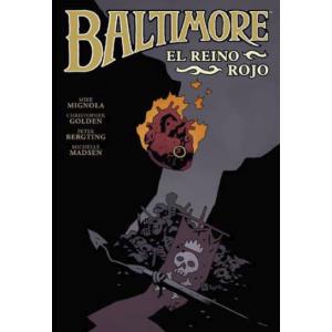 Baltimore nº 08. El reino rojo