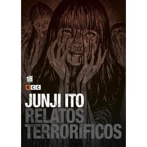 Junji Ito: Relatos terroríficos nº 18