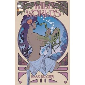 Wild Worlds de Alan Moore