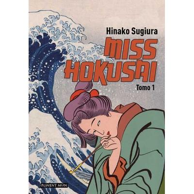 Miss Hokusai nº 01
