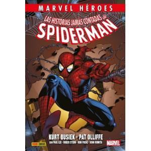 Marvel Héroes nº 86. Las historias jamás contadas de Spiderman