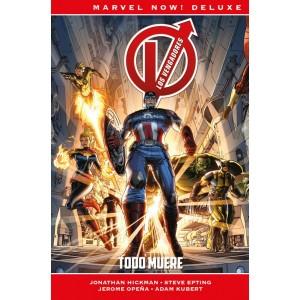 Marvel Now! Deluxe. Los Vengadores de Jonathan Hickman nº 01