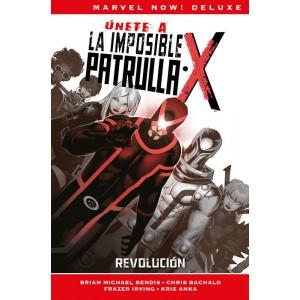 Marvel Now! Deluxe. La Patrulla-X de Brian Michael Bendis nº 02
