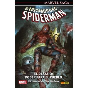 Marvel Saga nº 55: El asombroso Spiderman nº 25