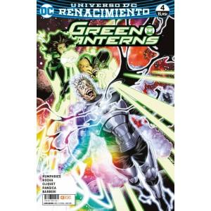 Green Lanterns nº 04 (Renacimiento)