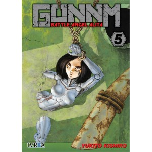 GUNNM: Battle Angel Alita nº 05