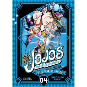 JoJo's Bizarre Adventure Parte 03: Stardust Crusaders nº 04