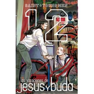 Las Vacaciones de Jesus y Buda nº 12