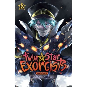 Twin Star Exorcists: Onmyouji nº 12