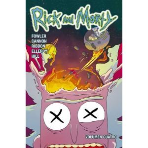 Rick y Morty nº 04
